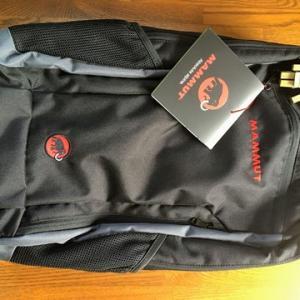 普段使いにちょうどいいサイズのバックパック、MAMMUTエクセロン LMNT 22L