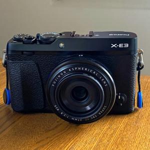 サブカメラとして有りか無しかの富士フイルムX-E3