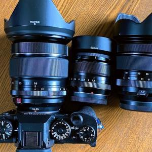 デジタル一眼カメラにおける、サブX-E3とメインX-T4の話と逡巡と