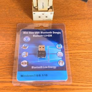 デスクトップPCにBluetoothを後付したいからBluetoothUSBドングル