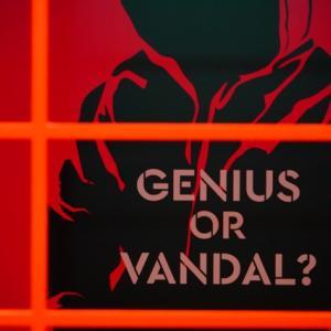それって亡霊?バンクシー展、天才か反逆者か