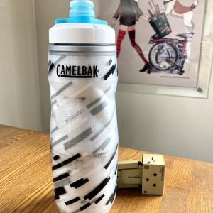 キャメルバックボトルのふたの逆止弁壊れる