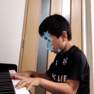 動画レッスンで生徒のピアノの状態がわかりました