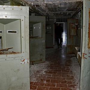 プリピャチにだって牢屋はある (警察署) - チェルノブイリツア -