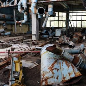 秘密工場 ジュピターファクトリー - チェルノブイリツアー
