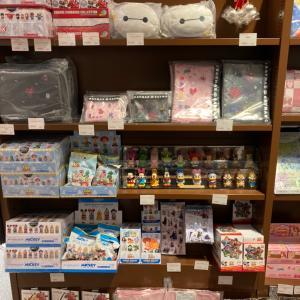 東京駅のディズニーグッズ