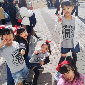 キッズダンスメンバーは優しくて良い子達!
