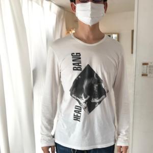 生徒さんのオシャレなTシャツ!