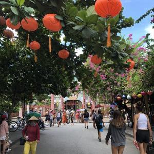 エンシェントファイフォ / ホイアン ■ ベトナム遠征2019編 [11] 昼のホイアン旧市街!