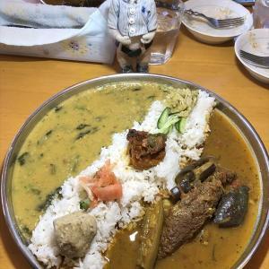 インディアン・レストラン ロタ ■ 大名古屋カレー遠征 [1] 土日限定バングラデシュ家庭料理!
