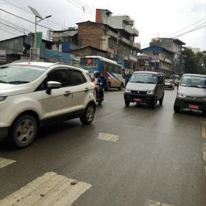 エベレストモモセンター / カトマンズ ■ 北印度&ネパール [07] スワヤンブナートで猿活動