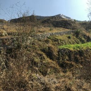 タマン族の朝食 / ナガルコット村 ■ 北印度&ネパール [12] 遥かなるヒマラヤ!エベレスト