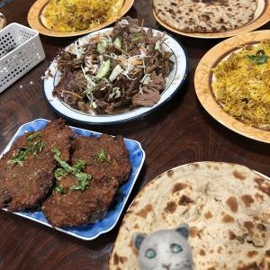 PAK LAHORI ■ 大名古屋カレー遠征 [08] イルファン シェフの本格パキスタン料理!