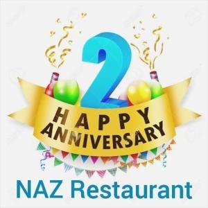 NAZ 藤ノ木が2周年を迎えさらなる繁栄を祝った夜 ■ナズレストラン(富山市)■記念ターリーほか