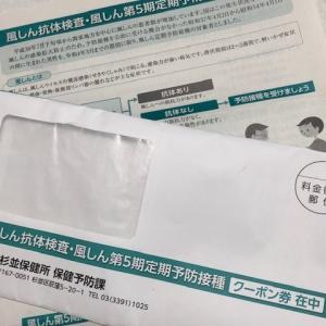 成人男性の風しん抗体検査・定期予防接種(国の追加的対策)