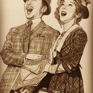 『タイタニック』エドガー&アリス