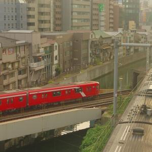 東京は聖橋にて・・・