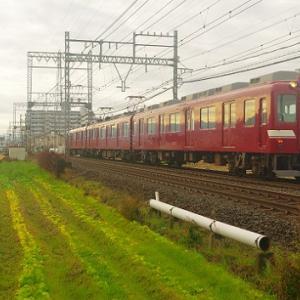 近鉄の鮮魚列車をまともに撮影したのは初めてか?