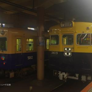 似たもの同士の並び・・神戸高速鉄道
