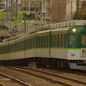 京阪5000系は50周年ですよ~