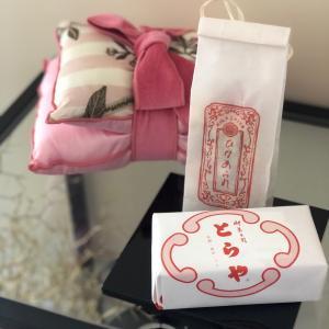 3月になりました♡ひな祭りのお菓子♡