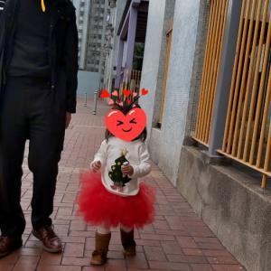 ChristmasPerformanceとParty☆