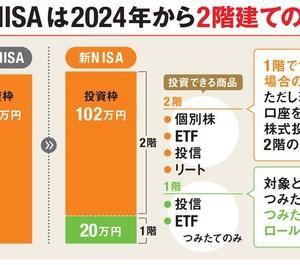 2024年に新NISAできんのかーい!