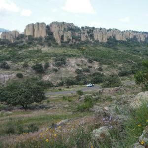 2度目のメヒコ(2)ペレズデラロサエの故郷