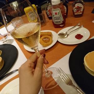 *ホテルニューオータニ特製マロンパンケーキ*昔の自分から学ぶこと***