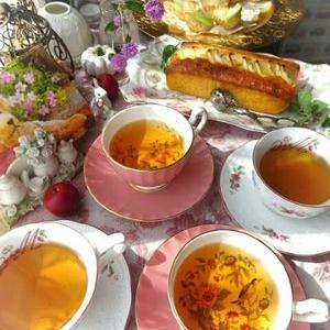 「ママのためのお茶会」9月☆