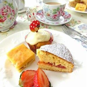 「ママのためのお茶会」11月☆
