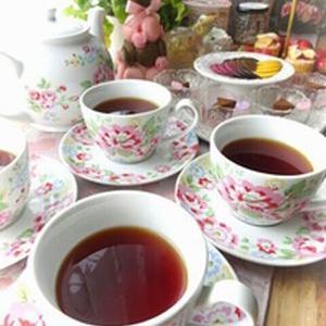 「ママのためのお茶会」2月☆