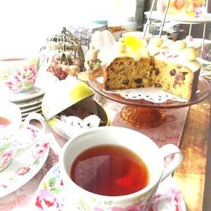 「ママのためのお茶会」3月Happy Easter♪