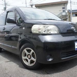 トヨタ Porte(ポルテ) 130i (ブラックマイカ)