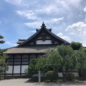 妙法院門跡と塔頭蓮華王院(三十三間堂)
