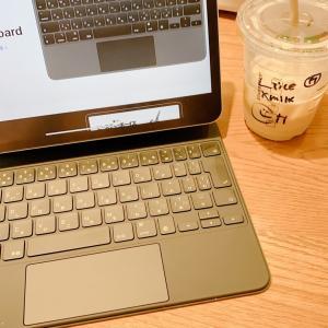 買ってよかった!iPadがパソコンになる♡