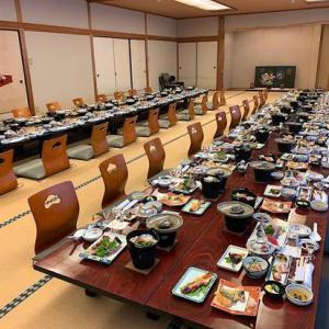11月最後のお客様 久しぶりに 座敷の会食