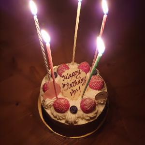 奥様の誕生日