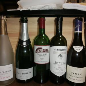 ワイン飲む飲むの会