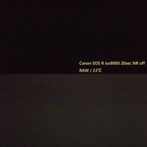 EOS R / EOS 6D テスト.2