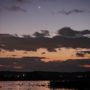 木星と金星の下で / 伊豆沼