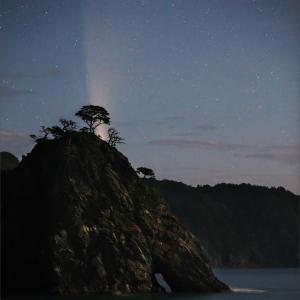 ネオワイズ彗星 (C/2020F3)  7月14日撮影 前半