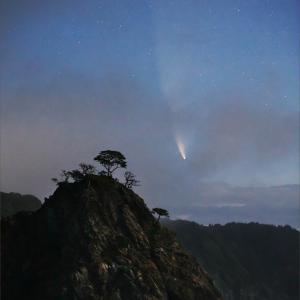 ネオワイズ彗星 (C/2020F3) 7月14日撮影 Vol.2