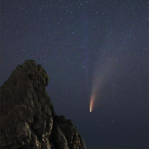 ネオワイズ彗星 (C/2020F3) 7月19日 山形県 Vol.4 END