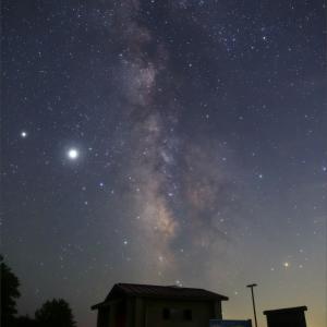 ペルセウス座流星群 2020