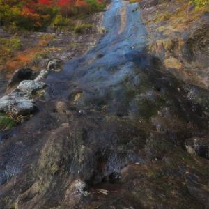 秋の日はつるべ落とし