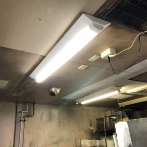 LED照明導入速報!『山の猿 真駒内店(㈱アイックス)』様(札幌市南区)