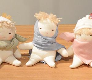 11月14日開催竹布ナファ生活研究所 TAKEFUでつくるお人形 takeboccoちゃん