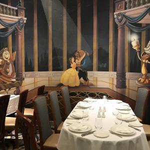 【11】乗船ランチ(Embarkation lunch)/Lumiere's
