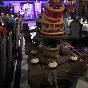 【81】 Rapunzel's Royal Table①/ディナー